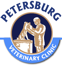 Petersburg Veterinary Clinic Logo